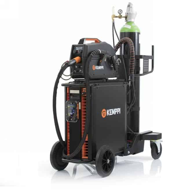 Kemppi X8 MIG Welder – Product Information