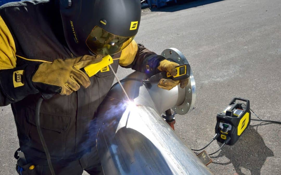 Alushield: MIG welding of aluminium alloys