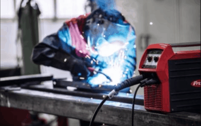 fronius steel welding