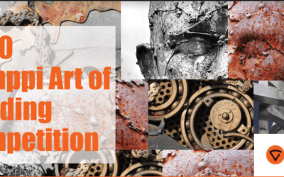 """2020 Kemppi """"Art of Welding"""" Competition"""