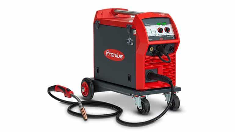 Fronius TransSteel Pulse welding machine